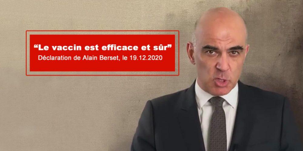 Vaccin génique : plainte pénale déposée en France !