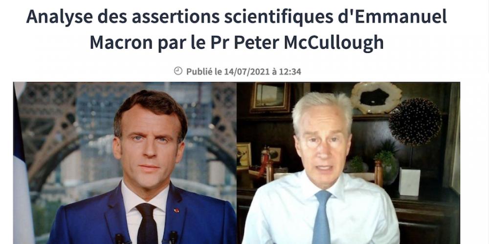 Macron : le jeu des 7 mensonges !