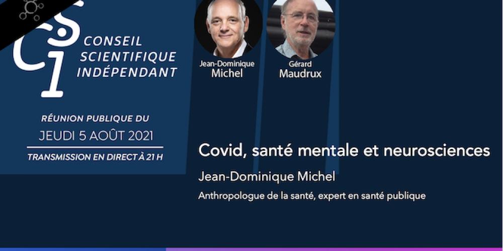 Covid, santé mentale et neurosciences